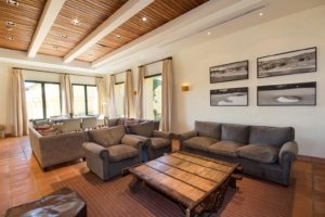 Klubbhus lounge