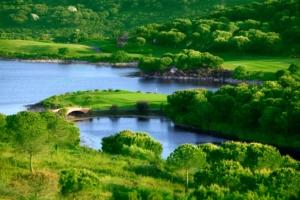 Utmanande golf